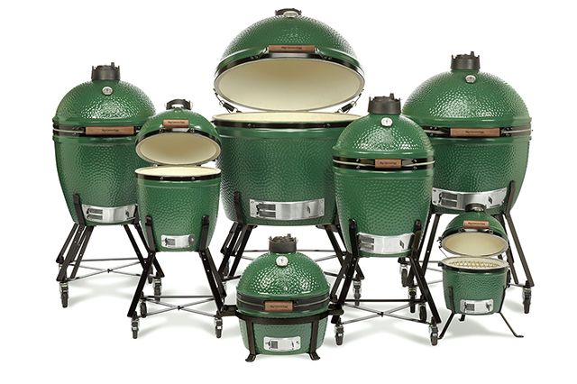 Big Green Egg 01