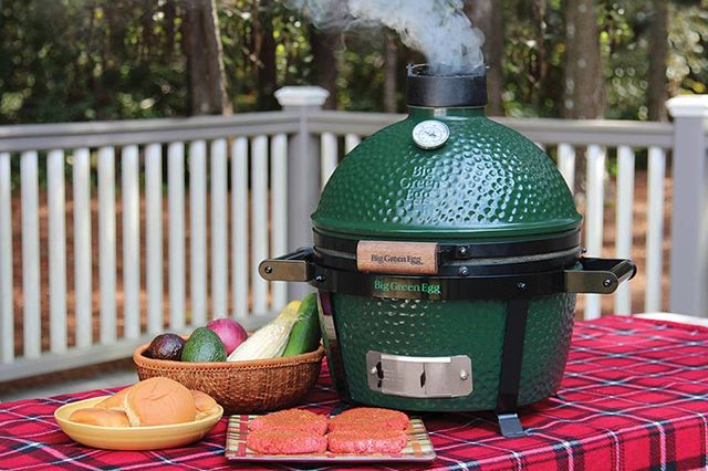 Big Green Egg 04