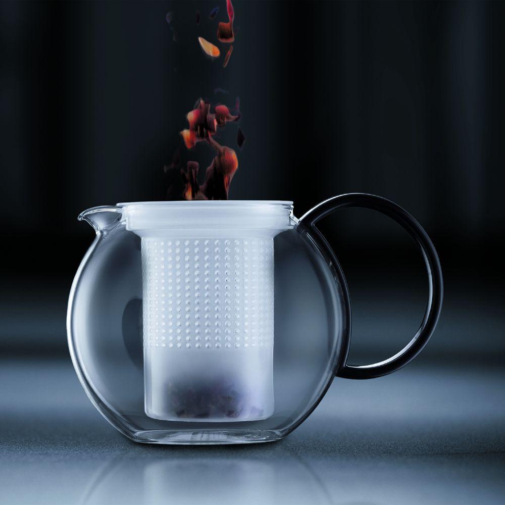 как собрать поршень в заварочном чайнике инструкция