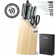 Набор ножей 7 предметов в подставке, серия Saeta, ARCOS, Испания, Серия Saeta