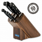Набор ножей 5 предметов в подставке, серия Clasica, ARCOS, Испания, Серия Clasica