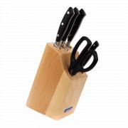 Набор ножей 5 предметов в подставке, серия Riviera, ARCOS, Испания, Серия Riviera
