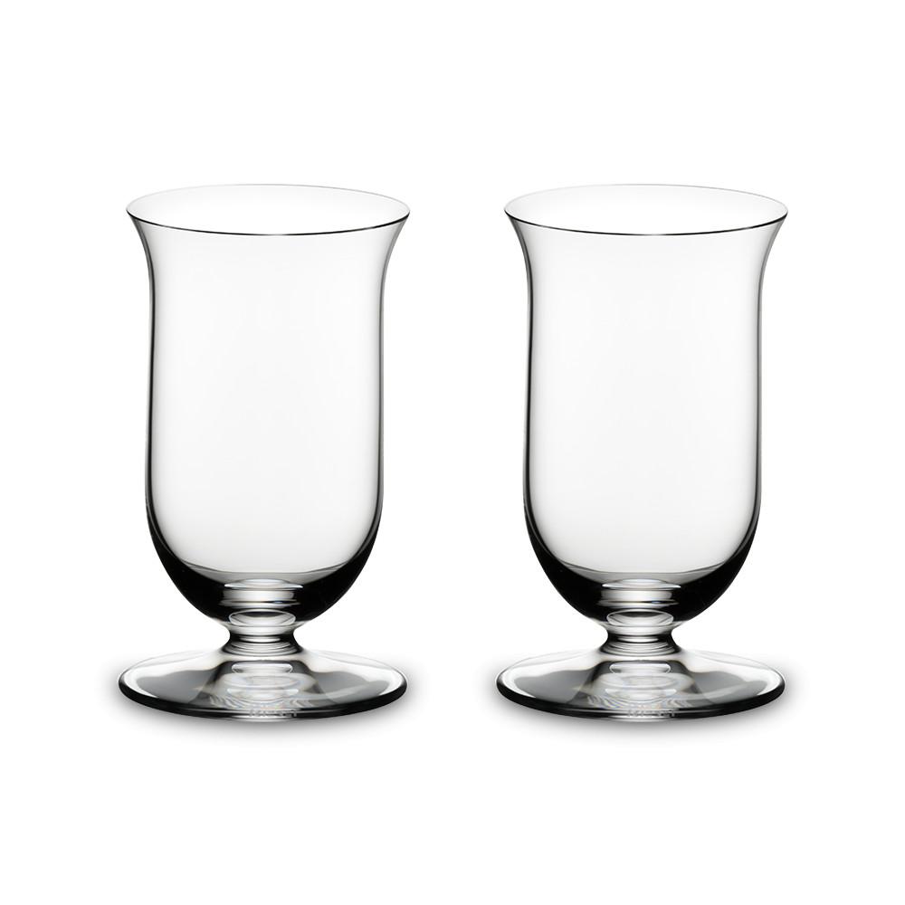 Набор из 2-х бокалов для виски из хрусталя SINGLE MALT WHISKY, объем: 200 мл, высота: 11,5 см, материал: хрусталь, серия Vinum, R6416/80, RIEDEL, Австрия